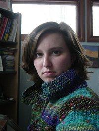 Self_portrait_in_biker_jacket
